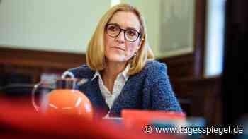 Rechtextremistische Neuköllner Anschlagsserie: So verteidigt Berlins Generalstaatsanwältin ihr Vorgehen - Tagesspiegel