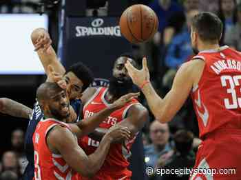 Why Bleacher Report was wrong about the Rockets, yet again - Space City Scoop