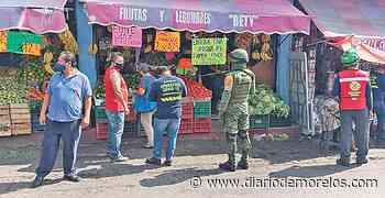 El Convoy por la Salud Estuvo en Calles de Jiutepec - Diario de Morelos
