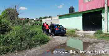 Asesinan a balazos a 2 jóvenes en Jiutepec - Diario de Morelos