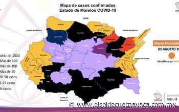 En Jiutepec: Se encienden focos de alerta ante repunte de casos de Covid-19 - El Sol de Cuernavaca