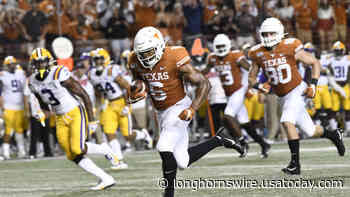First glimpse of former Texas WR Devin Duvernay in Ravens uniform - Longhorns Wire