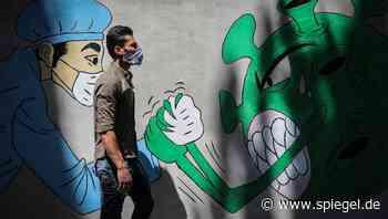 Corona-Pandemie im Bürgerkrieg: Der Feind aller Syrer - DER SPIEGEL