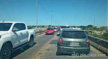Lockdown em Teresina faz moradores se dirigirem para Timon para compras do Dia dos Pais - Piauí Hoje