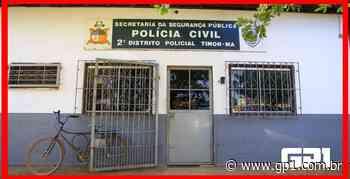 Condenado por roubos em Teresina e Timon é preso pela Polícia Civil - GP1