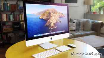 New 27-inch iMac is Apple's summer surprise video     - CNET