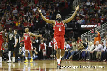 James Harden Is Surprisingly Not Far Away From Becoming the Houston Rockets' All-Time Leading Scorer - Sportscasting