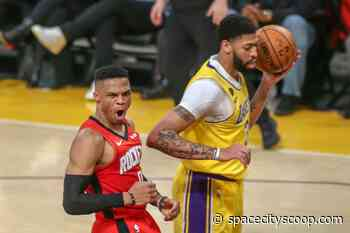 Rockets vs Lakers: How to watch, injuries, tale of the tape - Space City Scoop