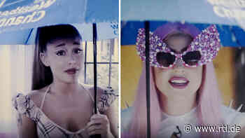 Ariana Grande von Lady Gaga bei Musikvideo-Dreh verletzt - RTL Online