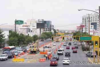 Modifican circulación en Paseo Triunfo por obras de la ruta troncal - Juárez - Netnoticias