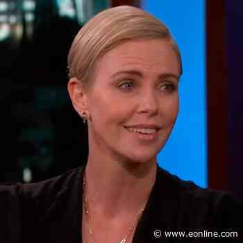 Charlize Theron's Daughters Make a Special Appearance During Her Virtual Birthday Party