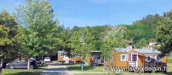 Bugey Sud - Un été mitigé pour les campings autour de Belley - La Voix de l'Ain