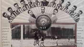 60 Jahre alte Fotos vom Malchiner Fußball in Hennigsdorf entdeckt - Nordkurier