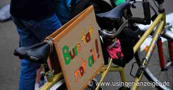Fahrraddemo in Oberursel geplant - Usinger Anzeiger