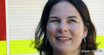 Amberg: Annalena Baerbock zu Besuch – Was lernen wir aus Corona? - Oberpfalz TV