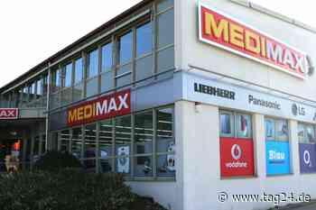 MEDIMAX Sigmaringen schließt und Ihr staubt Technik besonders günstig ab - TAG24