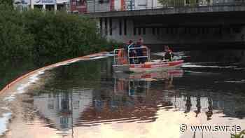 Öl verschmutzt Donau bei Sigmaringen: Feuerwehren verhindern Schlimmeres | Friedrichshafen | SWR Aktuell Baden-Württemberg | SWR Aktuell - SWR