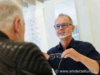 Emder Optiker ist auf zweite Welle vorbereitet - Emden - Emder Zeitung - Emder Zeitung