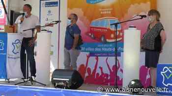 La tournée d'été a eu chaud à Chauny - L'Aisne Nouvelle