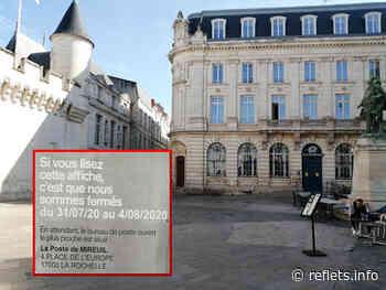 La Rochelle - Port du masque obligatoire pour les autres: Acte 2 - Reflets.info