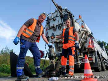 Abwasserpumpe in Hilmarsum ist in Daueralarm - Emder Zeitung