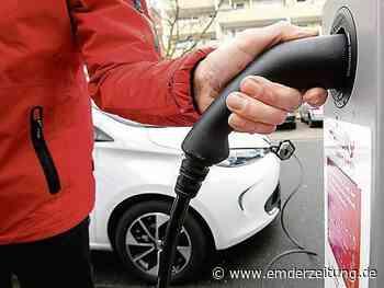 Zahl der Elektro-Autos in Emden nicht mal dreistellig - Emder Zeitung