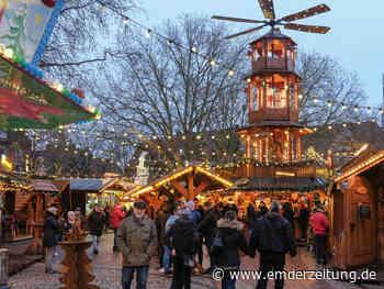 Planungen für Emder Weihnachsmarkt laufen weiter - Emder Zeitung