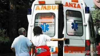 Incidente a Ostiglia, scontro tra auto e moto: un ferito grave e strada chiusa - IL GIORNO