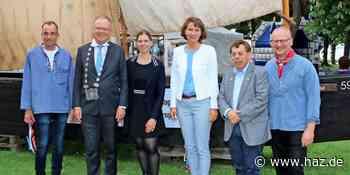 Wunstorf: Steinhuder Freyfischerin Christine Karasch wird nicht aktiv - Hannoversche Allgemeine