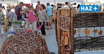 Wunstorf: Kunsthandwerkermarkt in Steinhude - Hannoversche Allgemeine