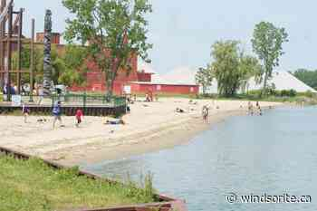 Sandpoint Beach Closed - windsoriteDOTca News