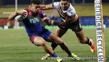 New Knights spine clicks for NRL win - South Coast Register