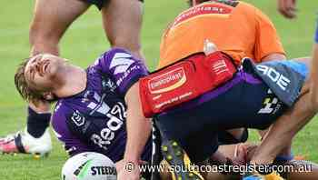 Munster rues injury ahead of Roosters date - South Coast Register