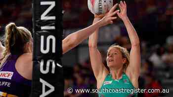 Vixens carve up Firebirds in Super Netball - South Coast Register