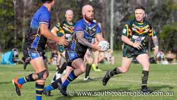 Nowra-Bomaderry to host Berry-Shoalhaven Heads in Group Seven derby - South Coast Register