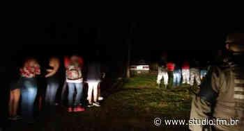 Brigada Militar dispersa aglomeração com aproximadamente 200 pessoas em Nova Prata | Rádio Studio 87.7 FM - Rádio Studio 87.7 FM