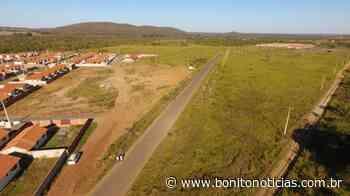 Residencial Loteamento Rio da Prata recebe construção de novas moradias em Bonito - Bonito Notícias