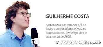 """""""E se as Olimpíadas rolassem?"""": 14º dia tem prata no vôlei de praia feminino para o Brasil - globoesporte.com"""