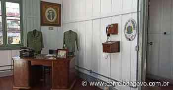 Museu de Nova Prata reabre para visitação - Jornal Correio do Povo