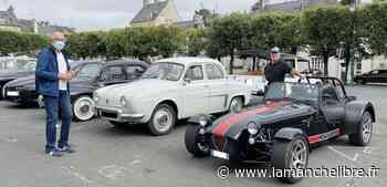 Bayeux. Le Bayeux Rétro Auto Club expose sa collection - la Manche Libre