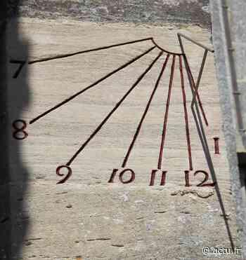 Bayeux. Les cadrans solaires de la cathédrale révélés - actu.fr