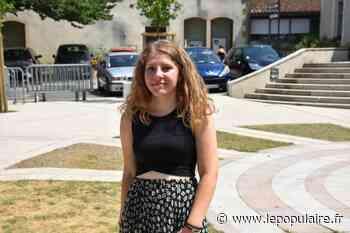 Clélia, lycéenne à Saint-Junien et lauréate du concours Moteur ! - lepopulaire.fr