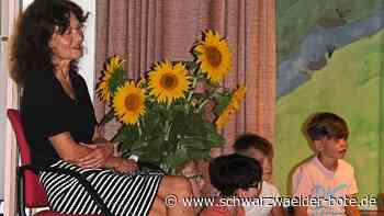 Nagold - Verabschiedung nach 39 Jahren an der Grundschule Hochdorf - Schwarzwälder Bote