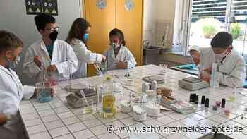 Nagold - Verblüffende Experimente - Schwarzwälder Bote