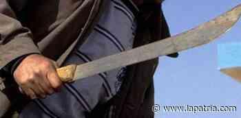 Lo mataron con machete en un cafetal de Arauca (Palestina) - La Patria.com