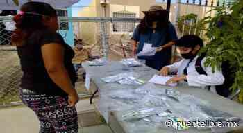Lleva Estado brigada de apoyo a Parajes de San José - Puente Libre La Noticia Digital