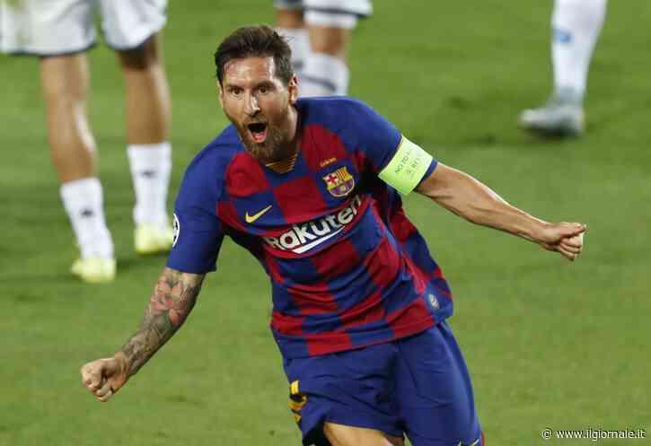 L'Italia cade ancora in Champions: il Barcellona di Messi fa fuori il Napoli