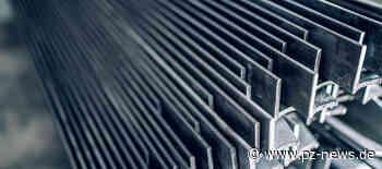 Gewaltiger Aufwand, fette Beute: Metalldiebe stehlen in Illingen 50 Tonnen Edelstahlplatten - Wie wurde das Diebesgut abtransportiert? - Region - Pforzheimer Zeitung