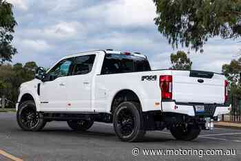 Ford F-350 Super Duty Lariat 4×4 2020 Review
