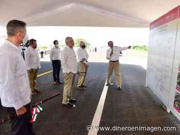 Apura López Obrador para 2022 la construcción de la carretera a Puerto Escondido - Dinero en Imagen